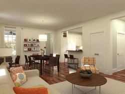 Builder Concept Home 2010 - Living