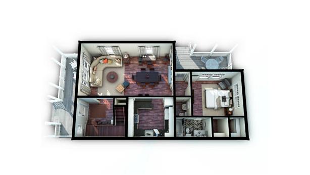 Builder Concept Home 2010 -1st Floor