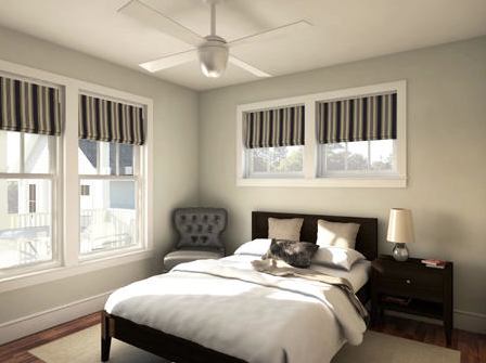 Builder Concept Home 2010 -Bedroom