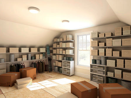Builder Concept Home 2010_Storage