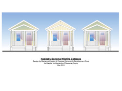 Sonoma Wildfire Cottages