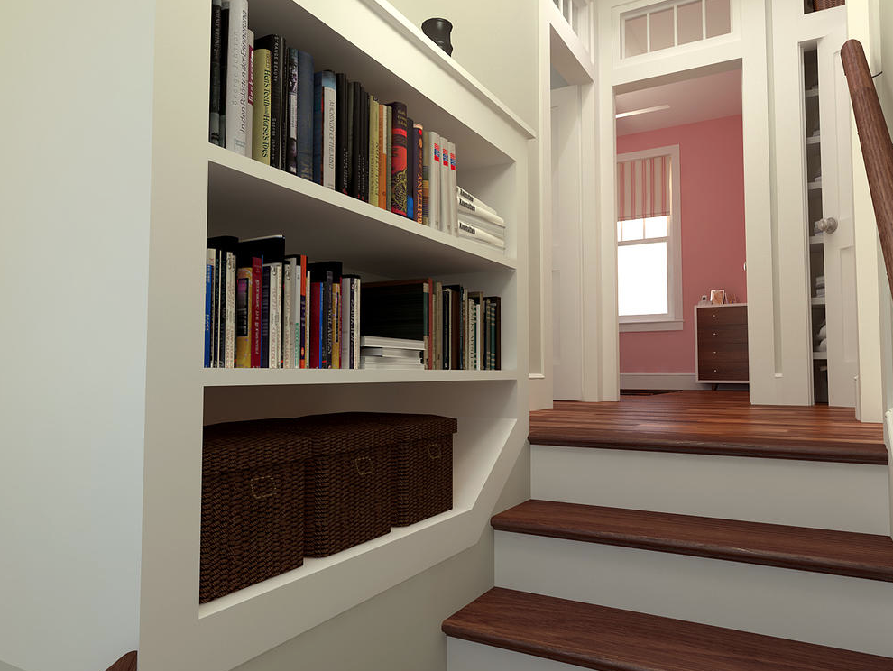 Builder Concept Home 2010_Stair