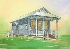 KC 576 | Katrina Cottage