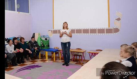 Встреча с читателями. Библиотека в Голицыно.