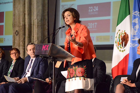 ONU Mujeres reúne a representantes de todo el mundo para promover ciudades y espacios públicos segur