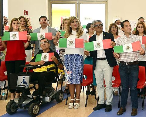 Atestigua Gobernadora Pavlovich presentación de campaña México de Pie de Fundación Teletón.