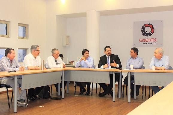 Se suman integrantes de Canacintra a combatir la corrupción