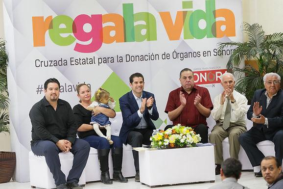 Pano Salido promueve en el Congreso del Estado una iniciativa para incentivar la donación de órganos