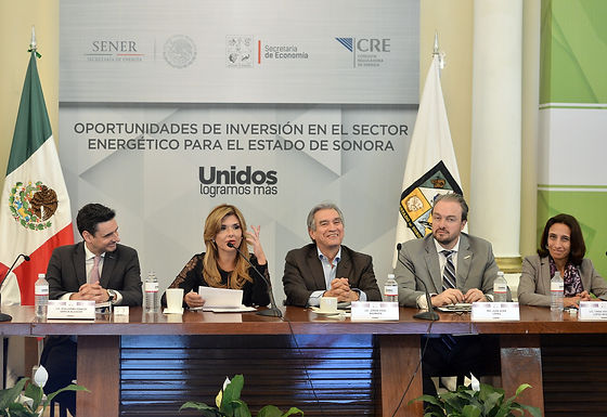 """""""Sonora está en posición inmejorable en cuanto a energía limpia"""""""