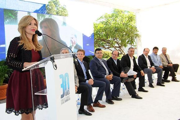 Celebra 30 años Planta Ford en Hermosillo