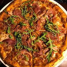 Пицца «Бокас дель Торо»