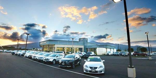 Servco Subaru Lexus Kahului, Hawaii