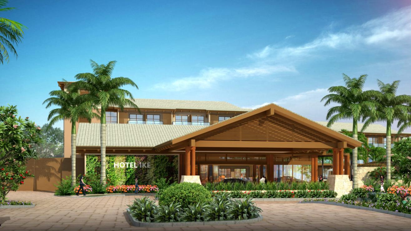 Hotel Ike Wailea, Hawaii