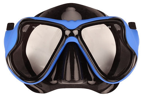 Waimea® DIVING MASK RUBBERIZED PRO • SENIOR •
