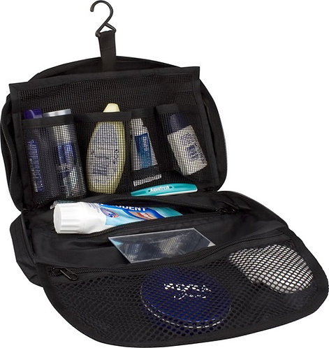 Abbey® TOILETRY BAG • TRAVEL •