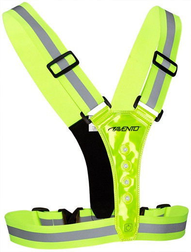 Avento® LED SAFETY VEST