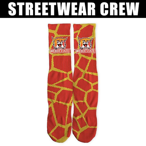 CUSTOM - FULL PRINT STREETWEAR SOCKS