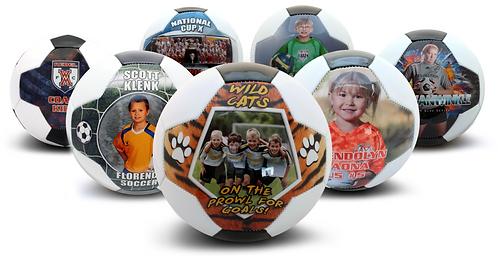 Foto-A-Ball Soccer Ball