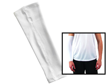 "Sublimation Apparel Arm Sleeves 13""x4.5"""