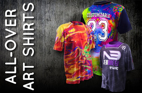 All Over T-Shirt (Sublimation)
