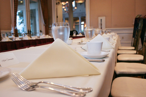 Cutlery Etiquette