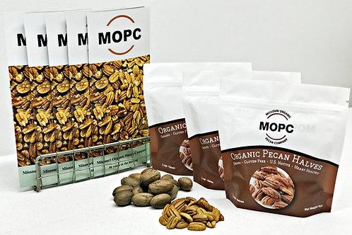 24 Pack Case 4oz Snack Packs