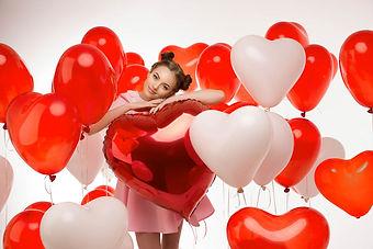 Сердца на 14 февраля