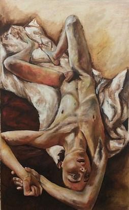 Hannah Hastings - Nude