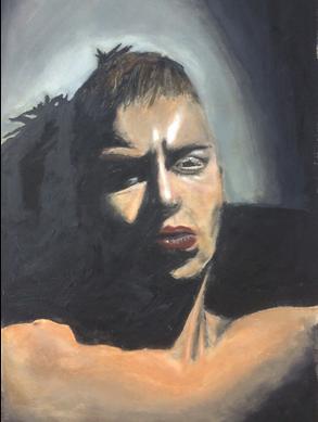 Oliver Blackwell - Self Portrait