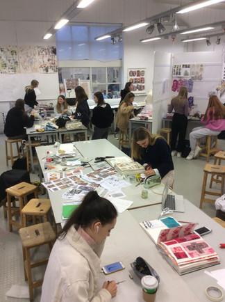 Textiles Studio