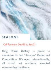 Kings House Gallery - Seasons