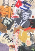 Lucie Bellingham - Collage for Cuba