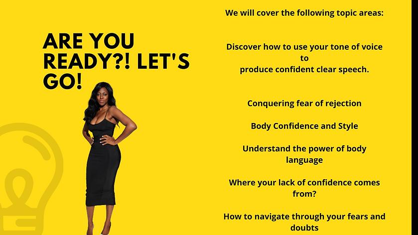 Yellow Modern Creative Corporate Social