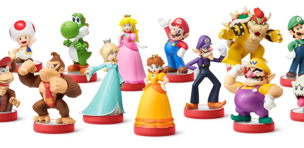 New Amiibo Wave for Super Mario Series | E3 2016