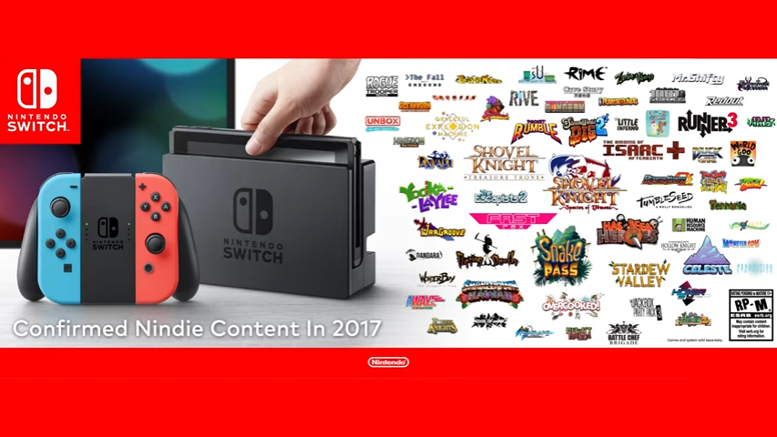 In Case You Missed It: Nintendo Switch Nindies Showcase