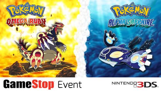 Pokémon Event At GameStop