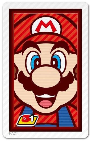 Photos with Mario AR Cards