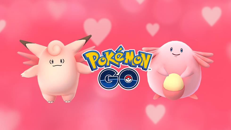 Pokémon GO Valentine's Day Event