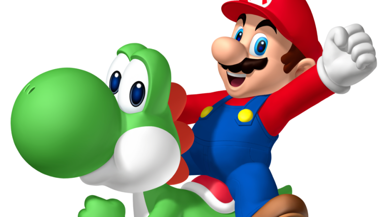 Animated Super Mario Movie On The Works