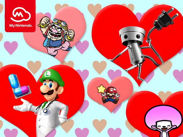 My Nintendo Valentine's Day Deals