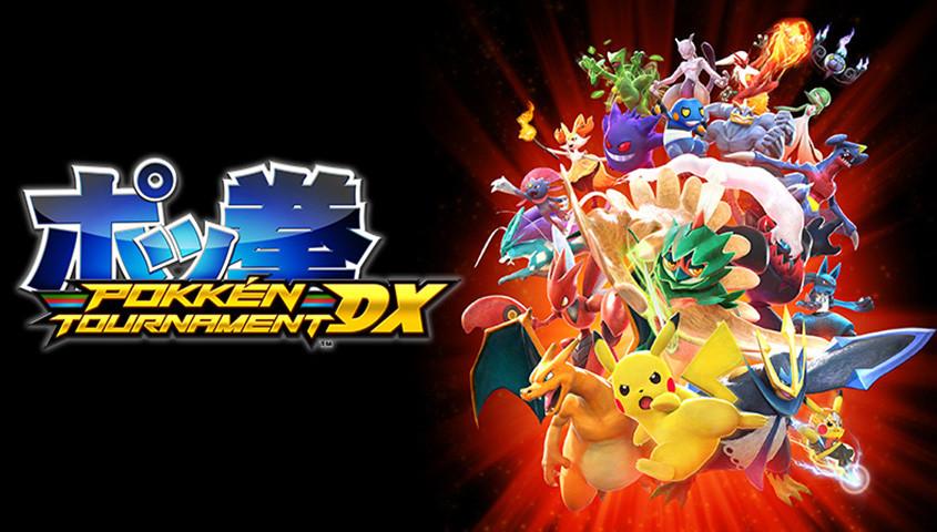 Big Update Coming To Pokkén Tournament DX