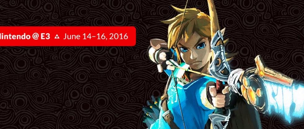 Nintendo Announced Plans for E3 2016