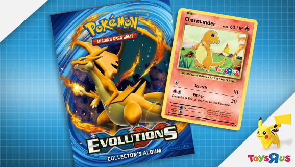 Pokémon TCG: XY Evolutions Special Event