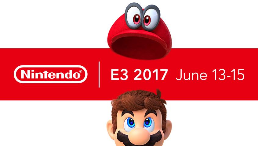 Nintendo Announces Its E3 2017 Plans