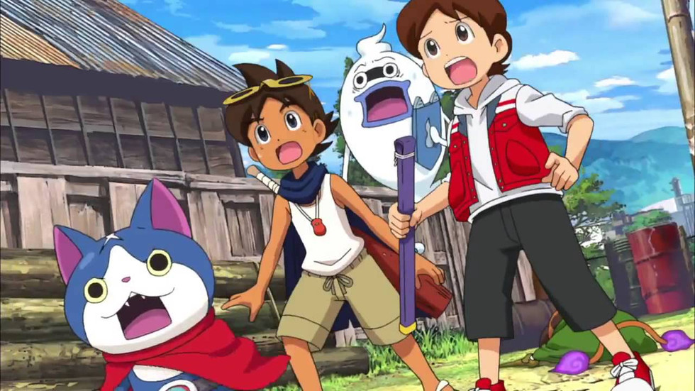 Yo-Kai Watch: The Movie Coming To Select U.S. Theaters In October