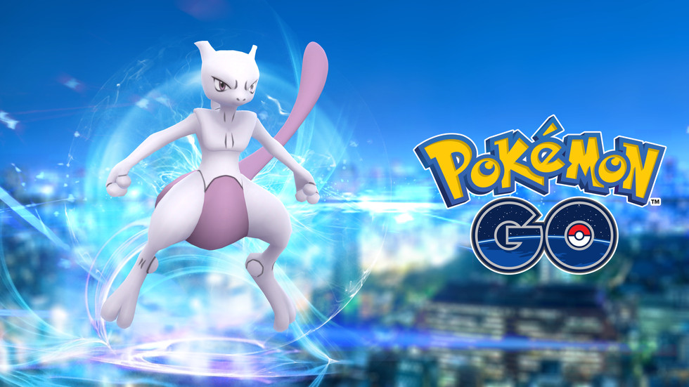 Mewtwo Coming To Exclusive Raid Battles Soon In Pokémon GO