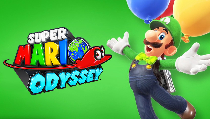 Super Mario Odyssey Free Update Is Now Out