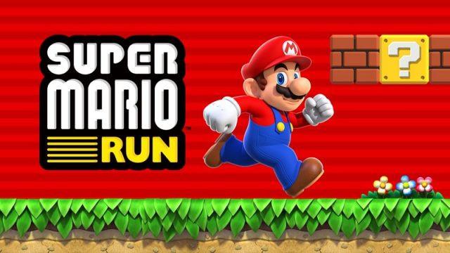 Super Mario Run Coming To The App Store