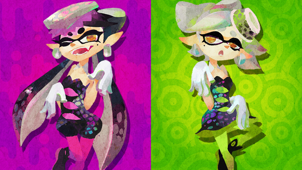 Final Splatfest Features The Squid Sisters