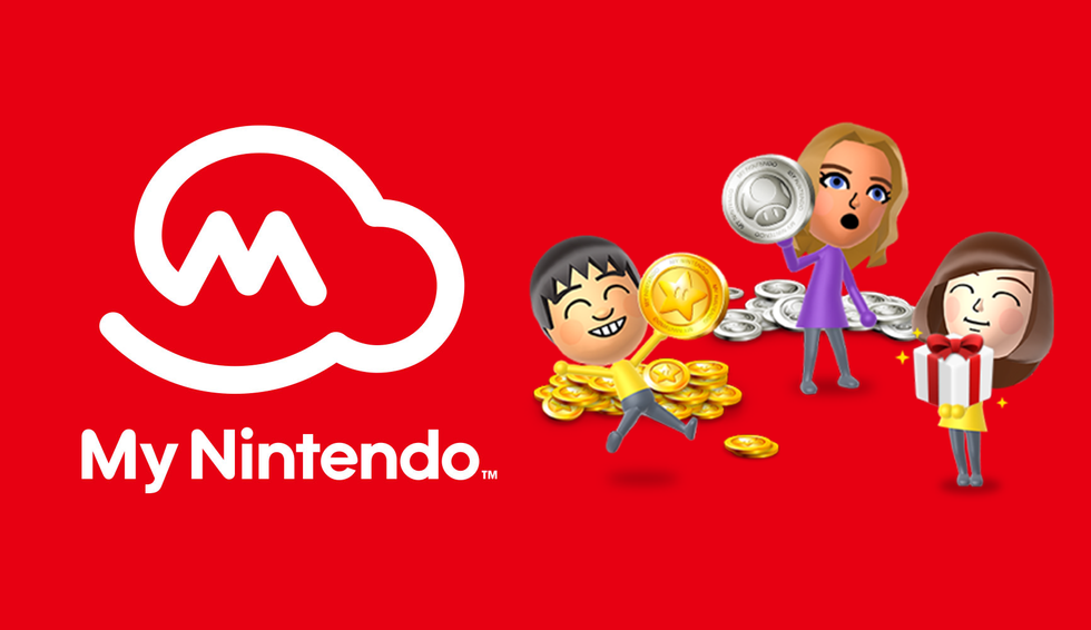 My Nintendo Gold Points Are Now Valid For 12 Months